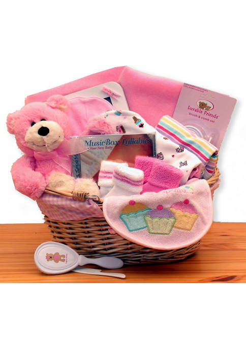GBDS Simply The Baby Basics New Baby Gift