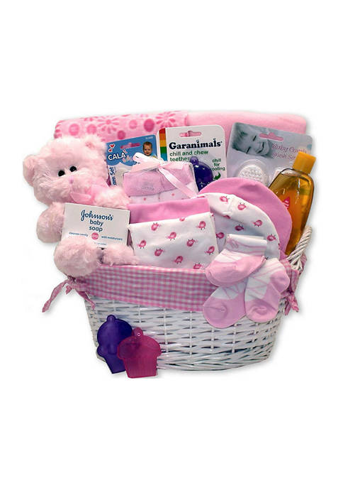 GBDS Simply Baby Necessities Basket