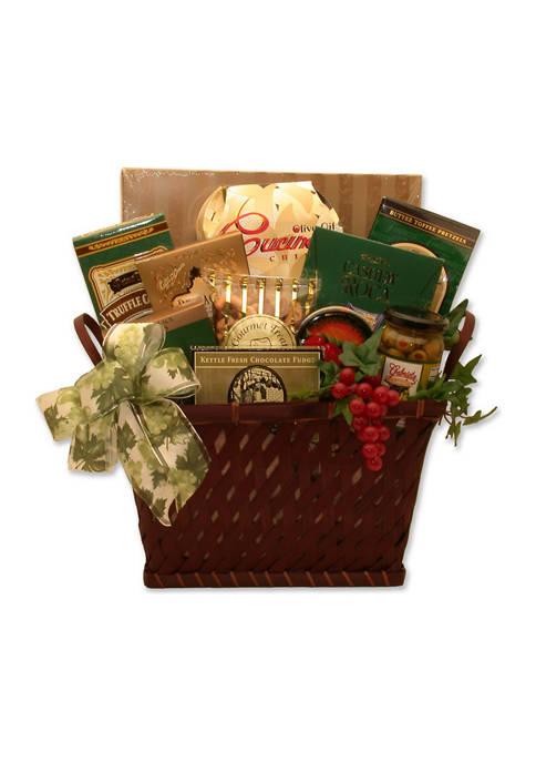 GBDS Gourmet Snacker Gift Basket