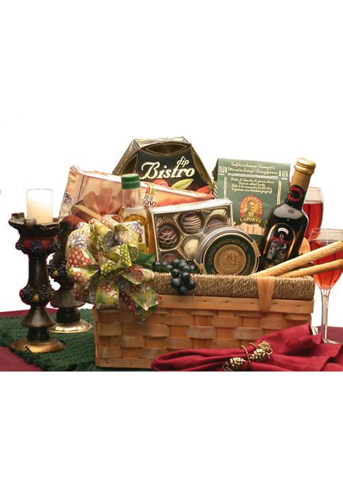 The Italian Gourmet Gift Basket