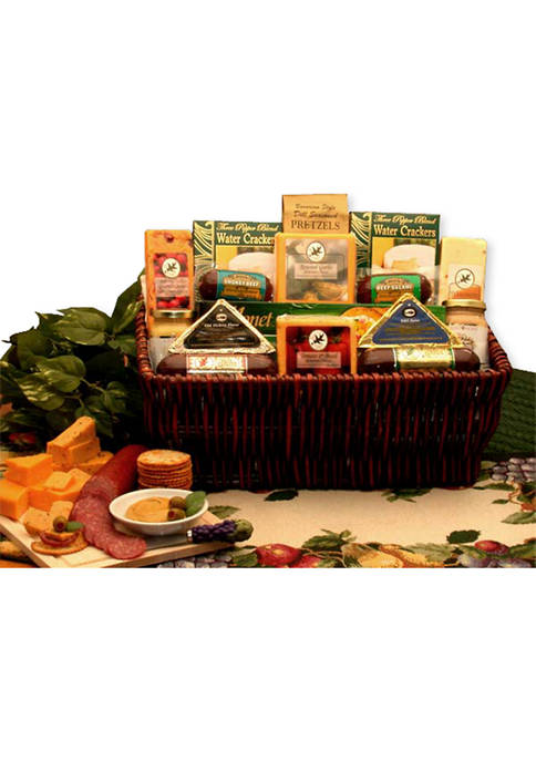 GBDS A Classic Selection Meat & Cheese Gourmetall