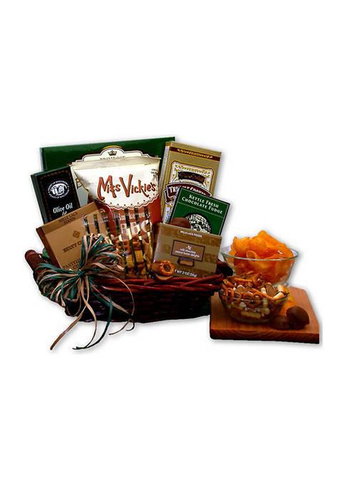 GBDS Gourmet Snacks Gift Basket