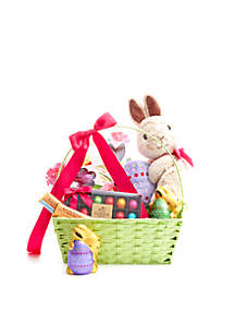 Gourmet food gifts gift baskets belk enchanted easter gift basket negle Choice Image