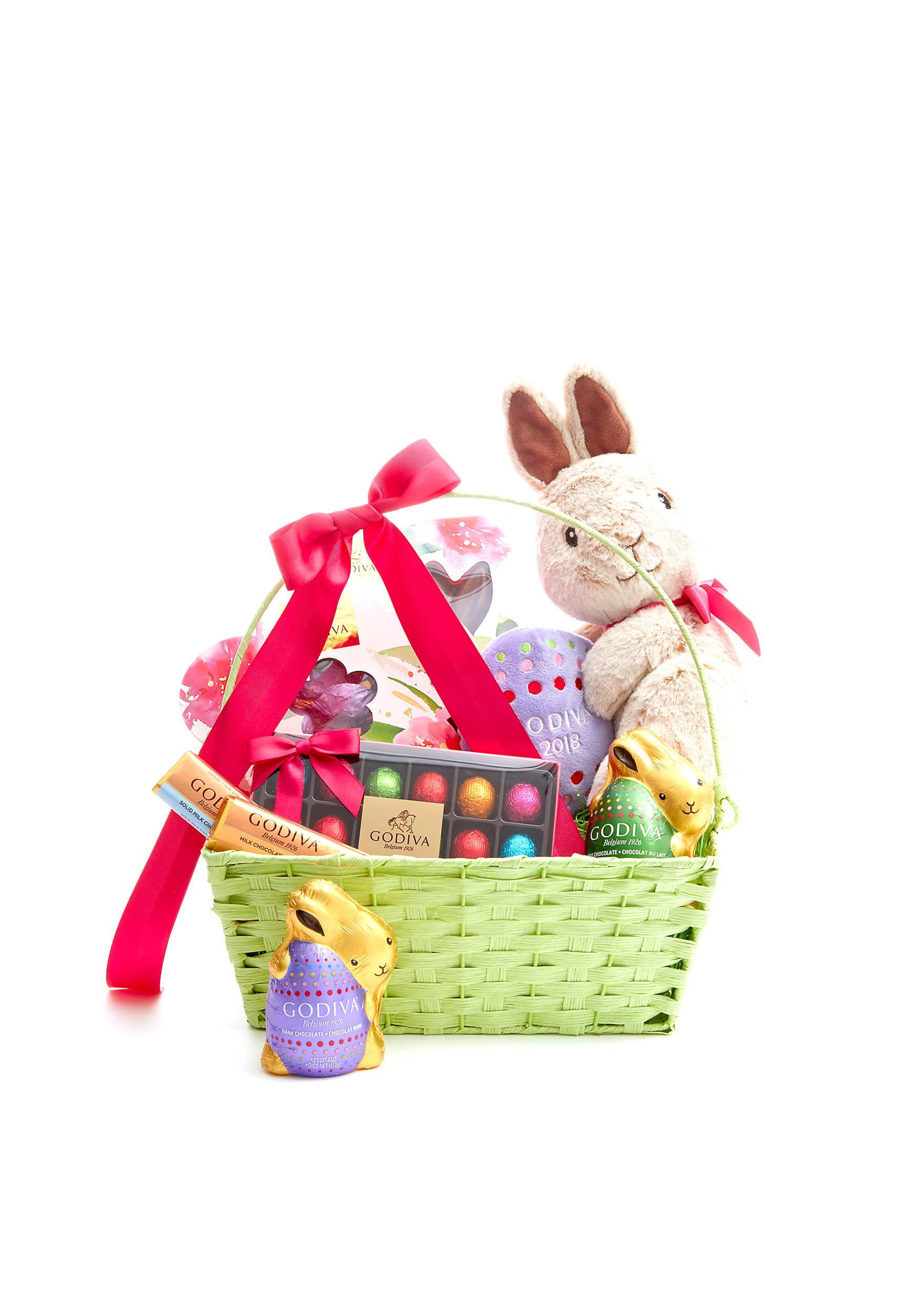 Godiva enchanted easter gift basket belk enchanted easter gift basket prev next negle Images