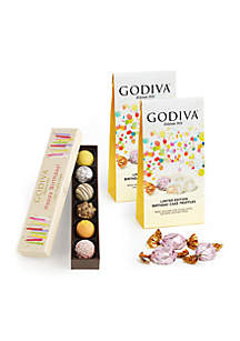 Godiva Birthday Occasion Bundle