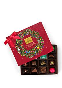 Godiva Chocolatier Assorted Chocolate Christmas Gift Box