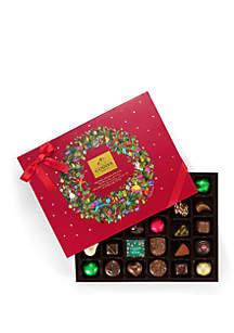 Chocolatier Assorted Chocolate Christmas Gift Box