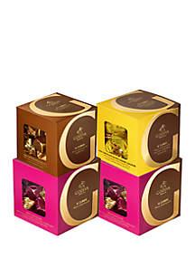 Godiva Chocolatier Milk Chocolate G Cube Sampler