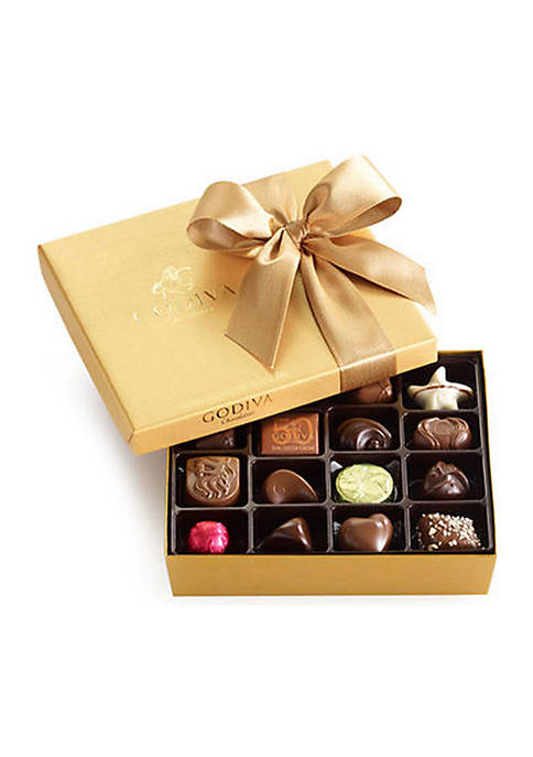 Godiva 19-Piece Gold Assorted Chocolate Set