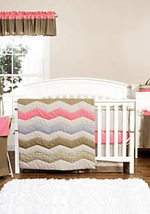 Trend Lab® Trend Lab® Cocoa Coral Baby Bedding Coordinates