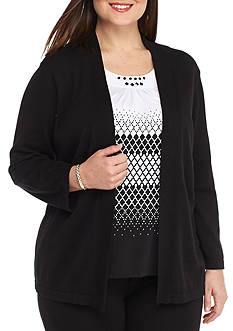 Alfred Dunner Plus Size Ethnic Beat Collection