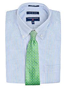 Saddlebred® Saddlebred® Classic Fit Dress Shirt, Kane Dot Neat Tie Collection