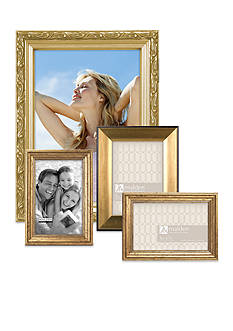 Malden Gold Wall Frame Collection