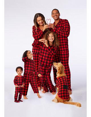Pajamarama Classic Buffalo Check Family Matching Pajamas Collection Belk