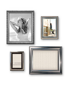 Malden Silver Wall Frame Collection