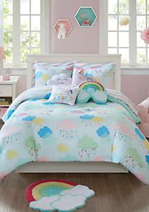 Lightning Bug Unicorn Bedding Collection
