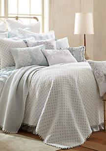 Belk & Co. Sirena Spa Quilt Set Collection