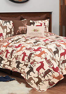 C&F Carson Quilt Bedding Collection