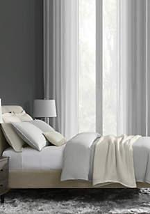 FlatIron Hotel Satin Stitch Bedding Collection