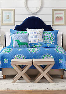 Crown & Ivy™ Tania Bedding Collection