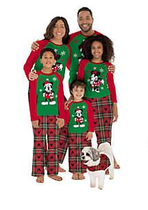 Mickey/Minnie Pajamas for the Family