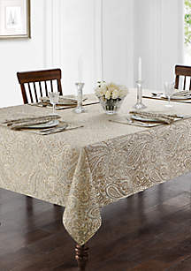 Waterford Esmerelda Gold Table Linen Collection