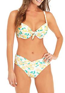 Crown & Ivy™ Lemon Squeeze Swim Collection