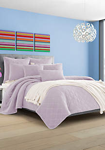 J by J Queen New York Oakland Coverlet Collection