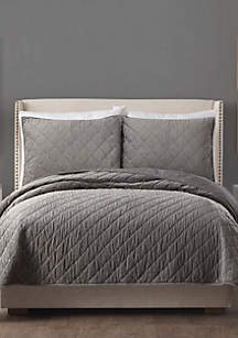 Ayesha Curry Cotton Velvet Quilt Collection