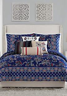 Vera Bradley Romantic Paisley Comforter Collecton