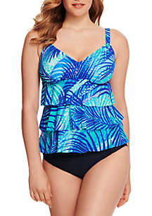 Shapesolver Safari Stripe Swim Collection