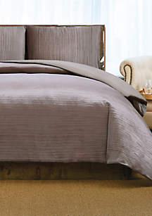 Crinkle Velvet Bedding Collection