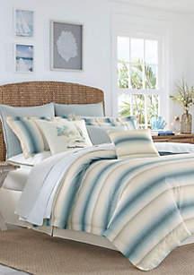 Tommy Bahama® La Prisma Stripe Duvet Cover Set