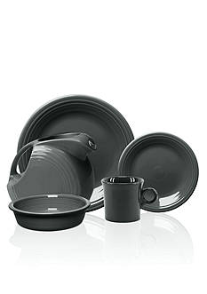 Fiesta® Slate Dinnerware Collection