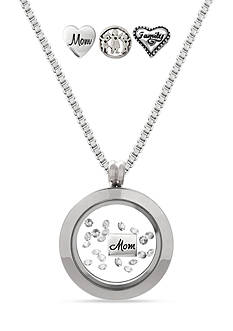 Belk Silverworks Charming Lockets Mom Collection