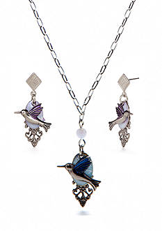 Silver Forest® Critters Jewelry Collection