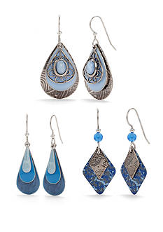 Silver Forest® Into the Blue Jewelry Collection