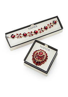 Napier Core Boxed Jewelry Collection