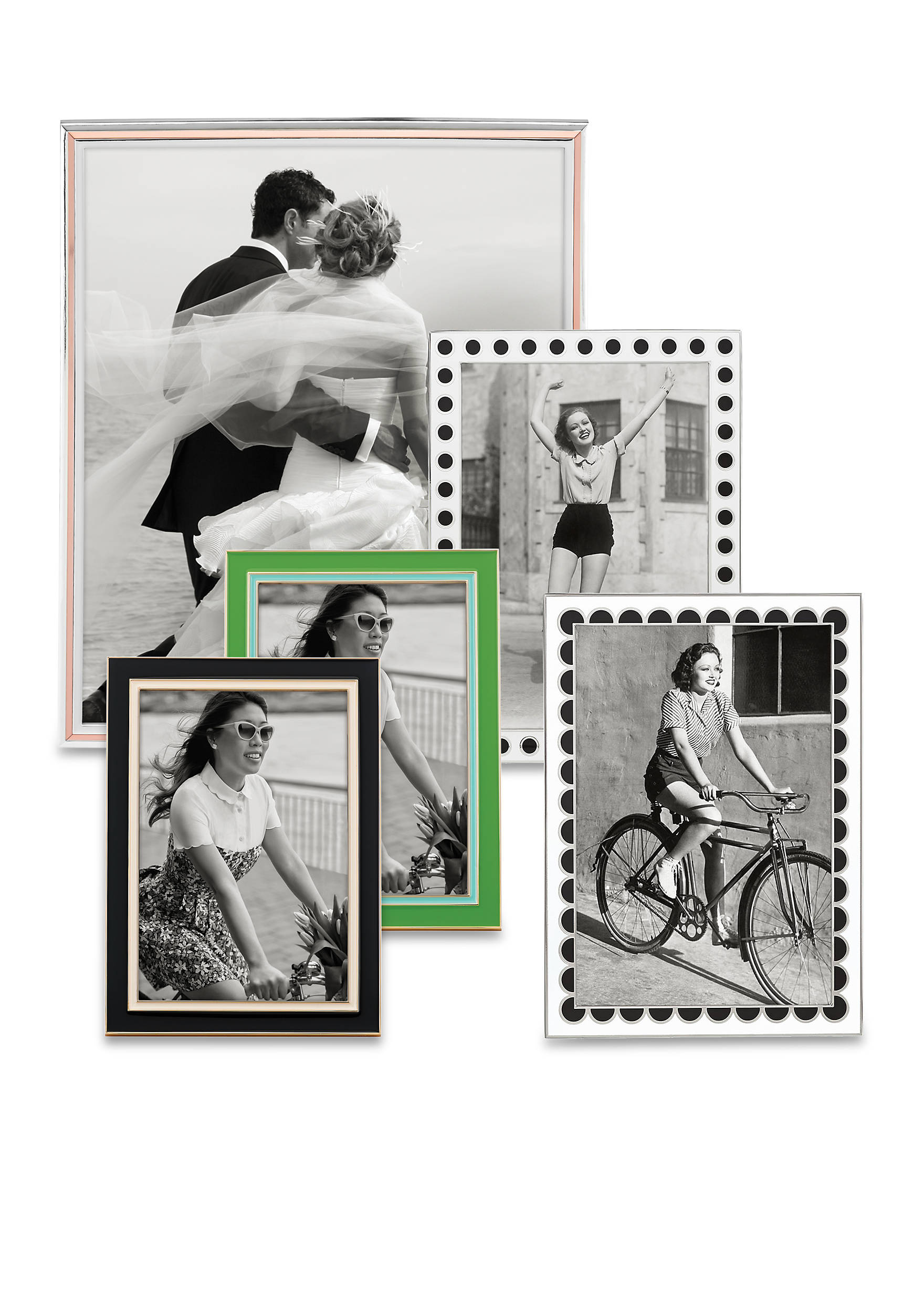 Kate spade new york kate spade new york picture frames belk collection jeuxipadfo Choice Image