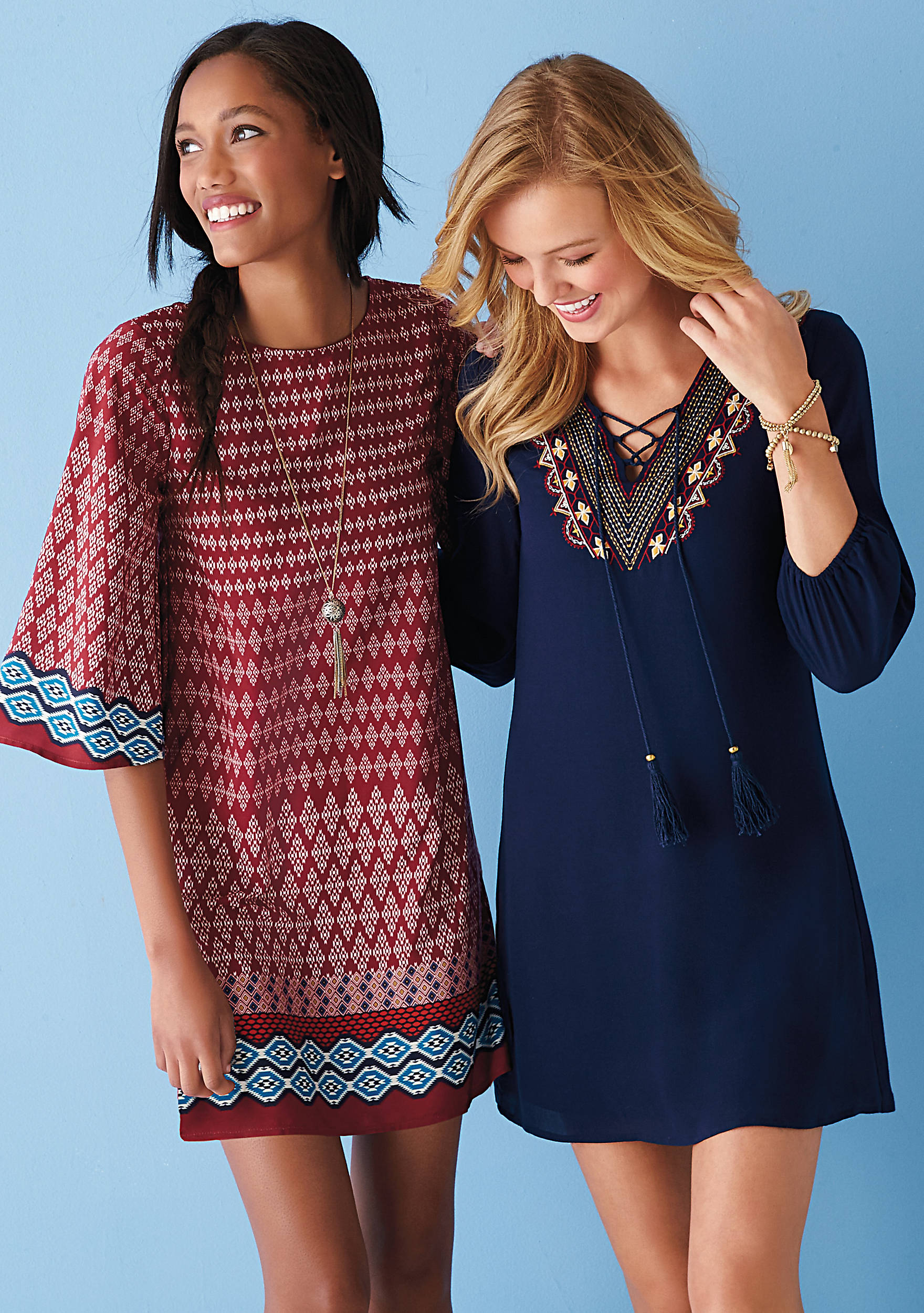 Lucky Brand Fun Fall Dresses Belk