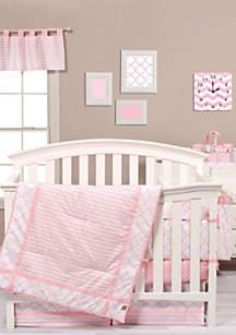 Trend Lab® Trend Lab® Pink Sky Baby Bedding Coordinates
