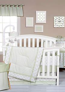 Trend Lab® Trend Lab® Seafoam Green Baby Bedding Coordinates