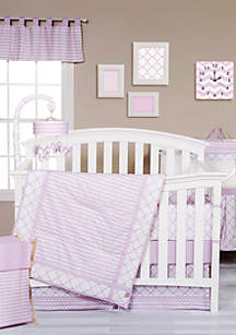 Trend Lab® Trend Lab® Orchid Bloom Baby Bedding Coordinates