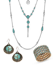 Lucky Brand Turquoise Treasures Jewelry Collection