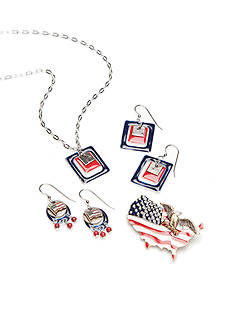 Silver Forest® American Pride Jewelry Collection
