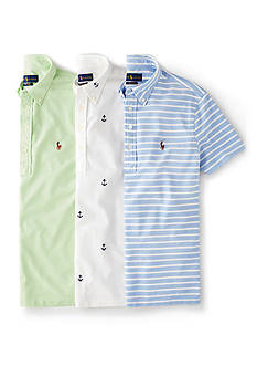 Polo Ralph Lauren Hampton Shirt Collection