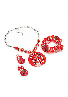 accessory PLAYS® NC State Wolfpack Jewelry Collection