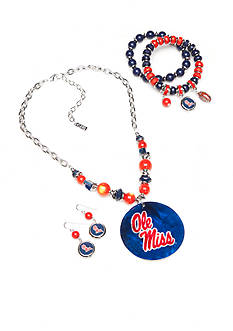 accessory PLAYS® Ole Miss Rebels Jewelry Collection