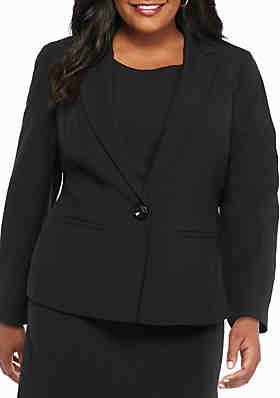 Plus Size Suit Sets: Dress Suits & More | belk