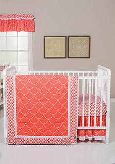 Trend Lab® Shell Baby Bedding Coordinates